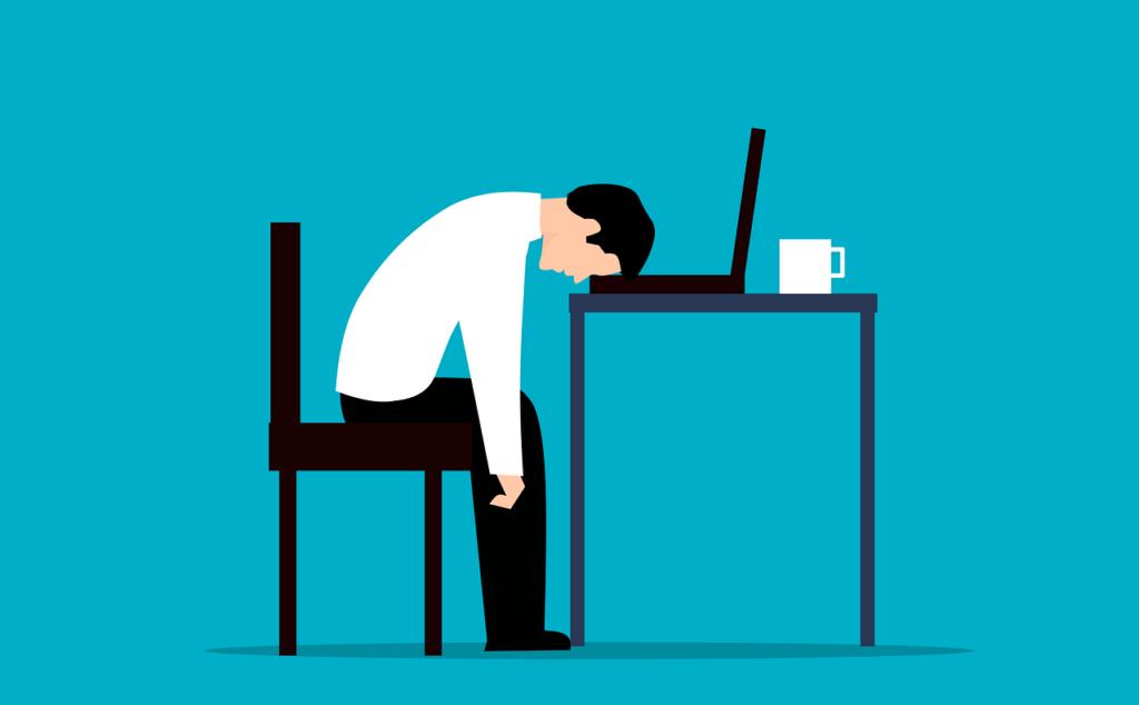 Door bijtijds je stress signalen te herkennen voorkom je dat je uitgeput raakt.